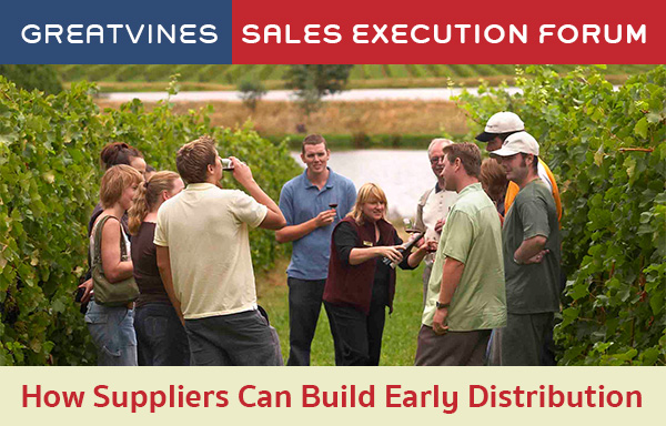 How Suppliers Can Build Early Distribution